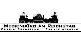publicate_Kundenlogo_Medienbuero-Reichstag_sw